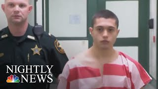 Download Suspect In Ocala, Florida School Shooting: 'I Want To Be Put Away' | NBC Nightly News Video