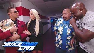 Download Gabriel Iglesias and Apollo Crews have a laugh at The Miz's expense: SmackDown LIVE, Dec. 13, 2016 Video