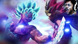 Download SSB KAIOKEN GOKU VS YUGI (...lol) | Jumpforce #2 Video