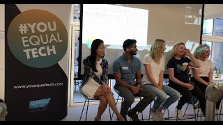 Download #YouEqualTech Check your balance: Diversity & Inclusion in FinTech Video