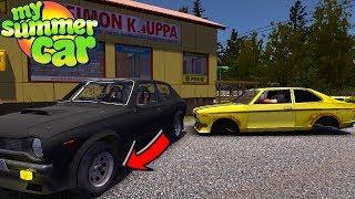 NEW RUSCKO STYLE DRAG - New car skin - My Summer Car #123 (Mod) Free