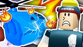 Download CRASHED MY NEW HELICOPTER!! | Roblox Plaza Video