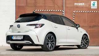 Download Toyota Corolla 180H, mejor que nunca, ¿pero deportivo? [PRUEBA - #POWERART] S04 - E58 Video