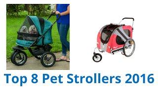 Download 8 Best Pet Strollers 2016 Video