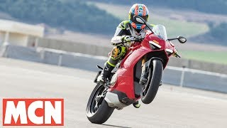 Download Panigale V4 S v Closest Rivals | Group Test | Motorcyclenews Video