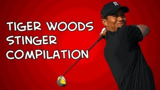 Download Tiger Woods Stinger Compilation Video