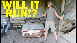 Download Abandoned Fiat First Start in 30 Years! - Part 1 Video