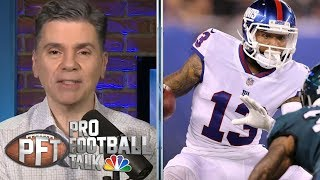 Download Odell Beckham Jr. has potential to get traded away from New York | Pro Football Talk | NBC Sports Video