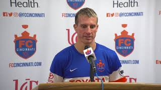 Download FCC Post Game Presser Following a 4-2 win over the New York Red Bulls II Video