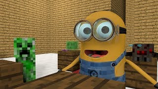 Download MINIONS VS Monster School - Minecraft Animation Video