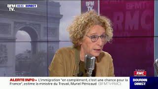 Download Muriel Pénicaud ministre du travail était l'invitée de Jean-Jacques Bourdin ce mardi 05/11/2019 Video