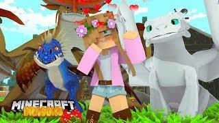 Download LITTLE KELLY FALLS IN LOVE !!   Minecraft DRAGONS w/ Little Kelly Video
