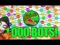 Download AGAR.IO HACK - 1000 BOTS GAMEPLAY // Agar.io MINIONS HACK Video