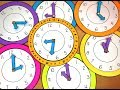 Download How to Make Paper Clocks for Kids with Moveable Minute and Hour Hands Video