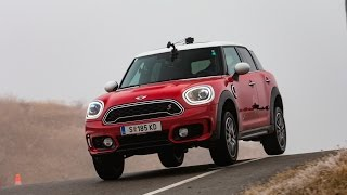 Download Mini Countryman Cooper SD ALL4 Tracktest Video