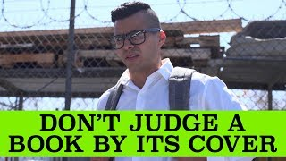 Download Don't Judge a Book by its Cover | David Lopez Video