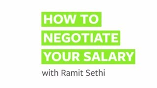 Download How to Negotiate Your Salary, with Ramit Sethi Video