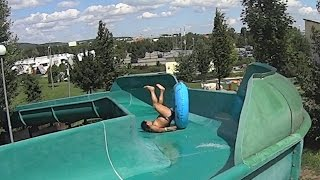 Download Most Dangerous Water Slide In The World! Video