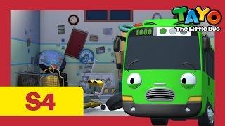 Download Tayo S4 #07 l Rogi's junk treasure l Tayo the Little Bus l Season 4 Episode 7 Video