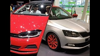 Download 2017 Skoda Fabia vs. 2018 Volkswagen Polo Video