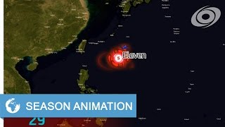 Download 1927 Pacific Typhoon Season Animation Video