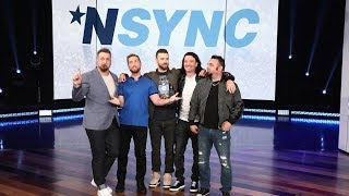 Download *NSYNC Makes a Surprise Appearance Video