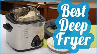 Download Best Deep Fryer To Buy In 2017 Video