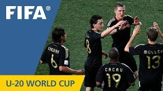 Download How Germany built up their young players Video