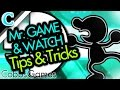 Download Mr. GAME & WATCH Tips & Tricks ► Tech Talk with Cobbs ► Smash Bros WiiU Commentary Video