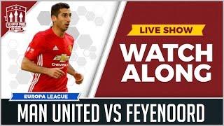 Download Manchester United vs Feyenoord LIVE STREAM WATCHALONG Video