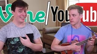 Download Vine vs YouTube: The Song (ft. Thomas Sanders) Video
