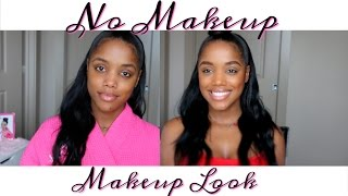 Download Quick Natural No Makeup Makeup Everyday Look | Ellarie Video