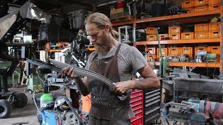 Download Forging a Falcata sword, the complete movie. Video