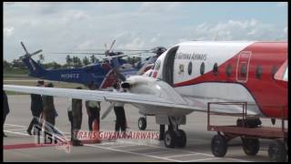 Download Prince Harry Arriving in Guyana on TGA Video
