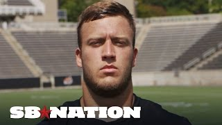 Download The story of Mason Darrow, Princeton Football's openly gay offensive lineman Video