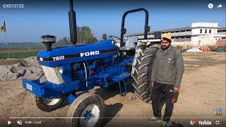 Download Ford 7610 tractor model 1983 for sale with full feature & specificaion Video