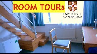 Download CAMBRIDGE STUDENT: UNI ROOM TOUR(s) all years Video