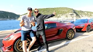 Download CORSICA PHOTO CHALLENGE WITH SUPERCARS! Video