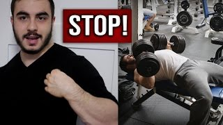 Download WORST Dumbbell Press Mistakes That Need To Stop Video