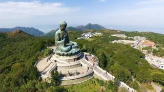 Download The Beauty of Hong Kong - Mix of Nature and City Video