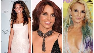 Download Britney Spears' Beauty Evolution Video