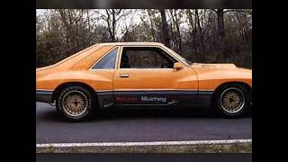 Download 1981 Mclaren M81 The Rarest Of Mustangs Video