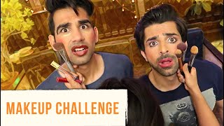Download Makeup Challenge | Rimorav Vlogs Video