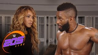 Download Cedric Alexander breaks up with Alicia Fox: WWE 205 Live, Jan. 10, 2017 Video