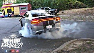Download When an SRT Charger Meets an Hellcat Charger Video