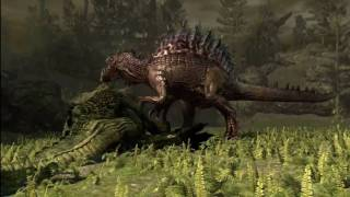 Download Jurassic: The Hunted (HD) - Playthrough (Part 12) Spinosaurus Boss Fight Video