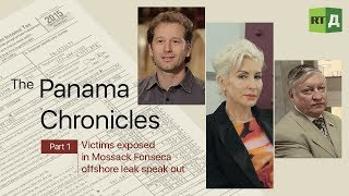 Download Victims exposed in Mossack Fonseca offshore leak speak out -The Panama Chronicles Part 1 Video