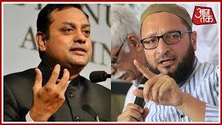 Download टक्कर | Sambit Patra vs Asaduddin Owaisi; कोर्ट से बाहर करार, हिन्दू-मुसलमान तैयार? Video