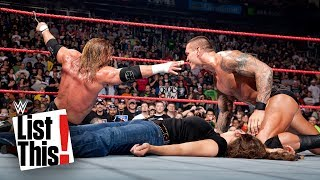 Download 7 remorseless moments that made us sick: WWE List This! Video