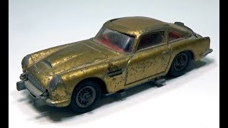 Download Diecast Restoration Corgi Aston Martin DB5 Video